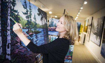 The Art Of Nature, Artist Spotlight Jennifer Woodburn