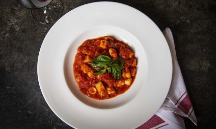 RICOTTA GNOCCHI By Chef Mark McEwan